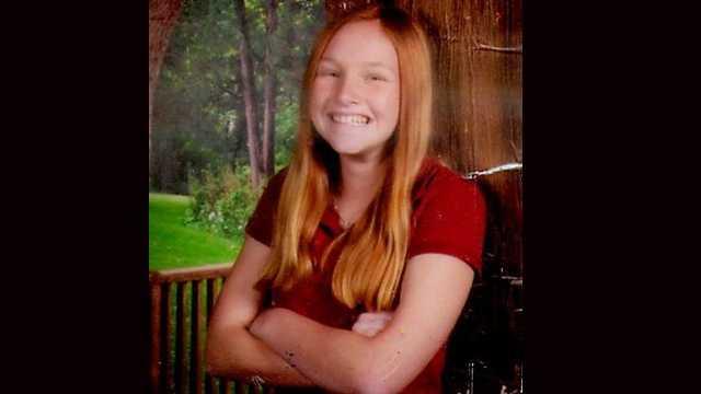 Police say Ellen Fitzpatrick ran away from school Tuesday afternoon.