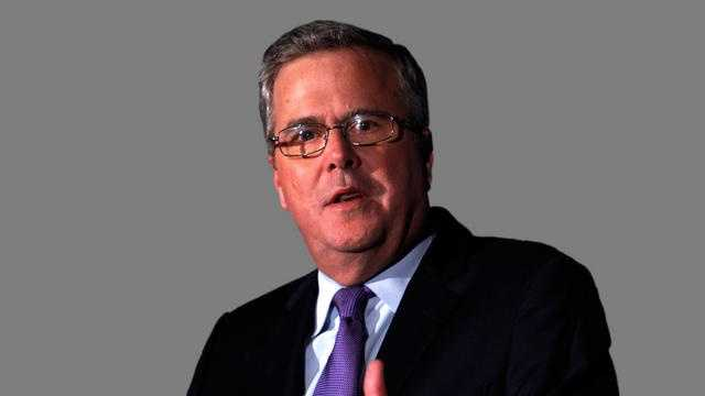 Former Florida Gov. Jeb Bush says he'd consider being Mitt Romney's running mate.