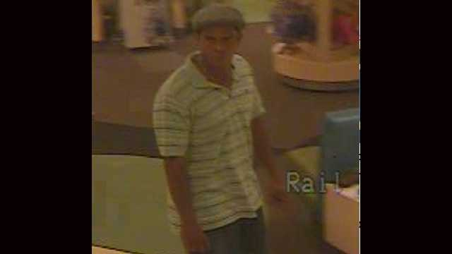 Police say this man stole a $37,900 diamond ring from Mayors Jewelers at the Gardens Mall..