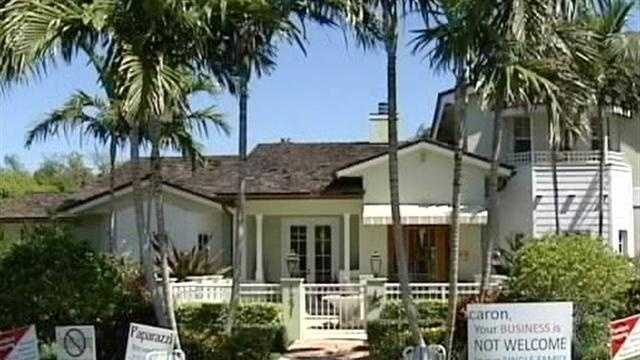 Some Delray Beach residents are concerned about a home where Caron Treatment Centers wants to open a sober house.