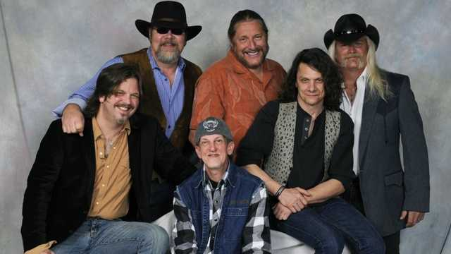 The Marshall Tucker Band has been together since 1971.