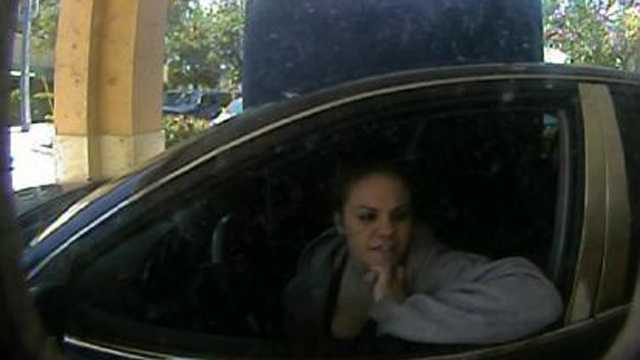 Police are trying to identify this woman who has attempted to cash stolen checks at a PNC Bank in Delray Beach.