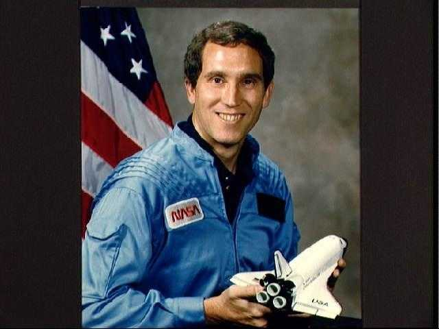 Official portrait of Astronaut candidate Michael J. Smith