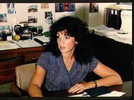 Judith A. Resnik in her office