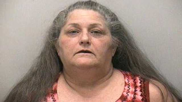 Detectives say Donna Byrnes admitted to growing marijuana at her home since Christmas 2011.