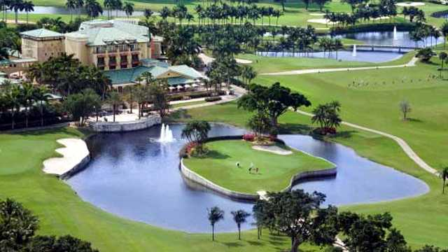 (Photo courtesy: http://www.diplomatresort.com/golf)