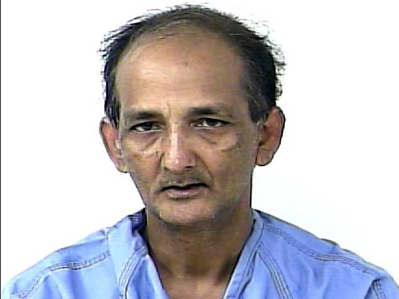Karim Masud was one of the seven suspects arrested in an undercover Spice sting.
