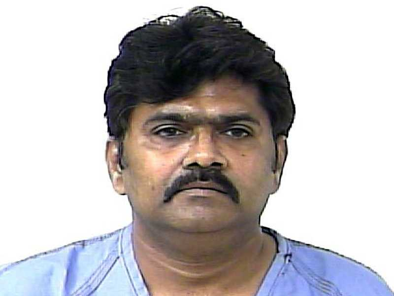 Prajaputi Jikendra was one of the seven suspects arrested in an undercover Spice sting.