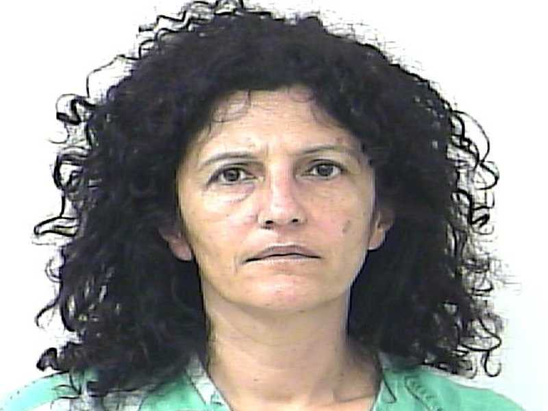 Tortora Marienella was one of the seven suspects arrested in an undercover Spice sting.