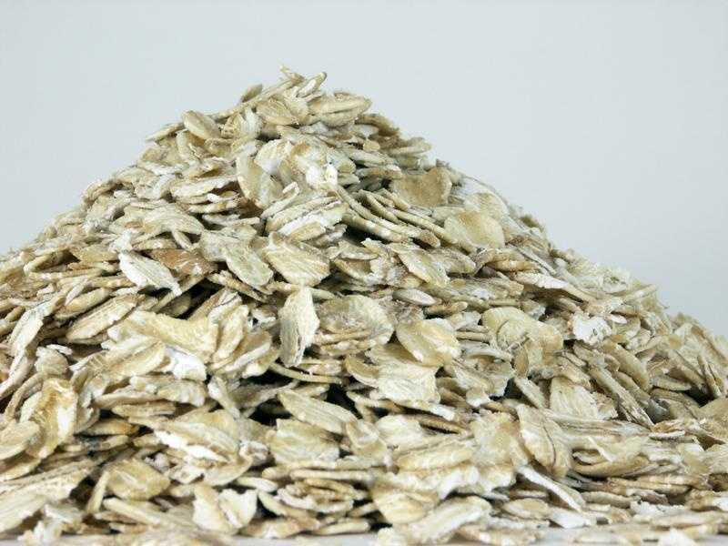A dollar buys a week's worth of oats, which have fiber and lower cholesterol. They can go in yogurt or even cookies.