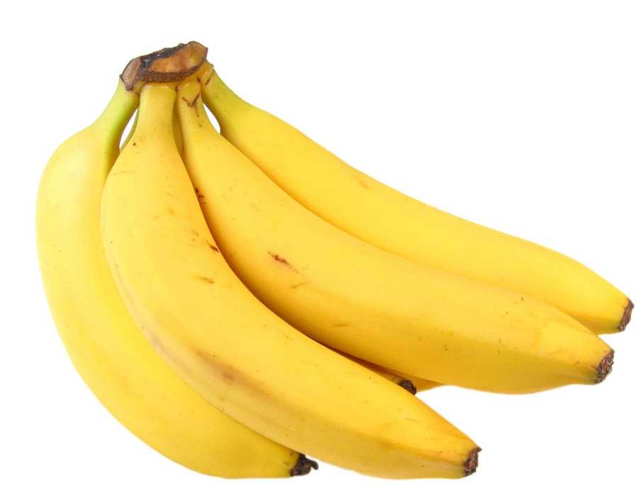 A dollar can buy about a banana a day for a week.