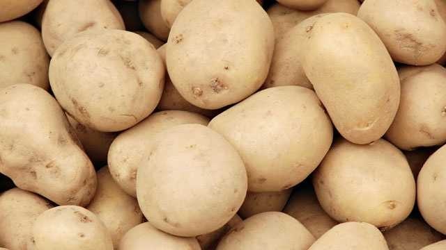 Potatoes, when not fried, contain a lot of vitamin C and potassium and can be used in many ways. Sweet potatoes have other benefits.
