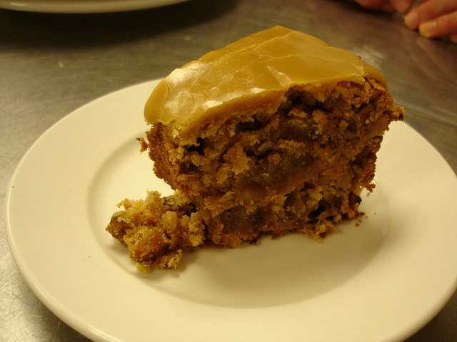 June 4th is Applesauce Cake Day. (DocGeek/flickr)