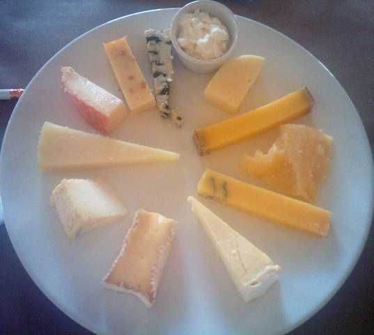 June 4th is National Cheese Day. (niallkennedy/flickr)