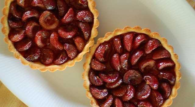 June 18th is National Cherry Tart Day. (ulterior epicure/flickr)