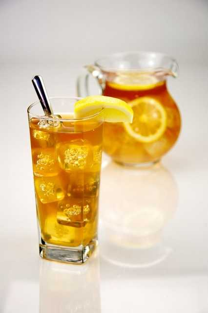 June 10th is National Iced Tea Day. (TheCulinaryGeek/flickr)