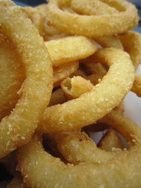 June 22nd is National Onion Rings Day. (katerha/flickr)