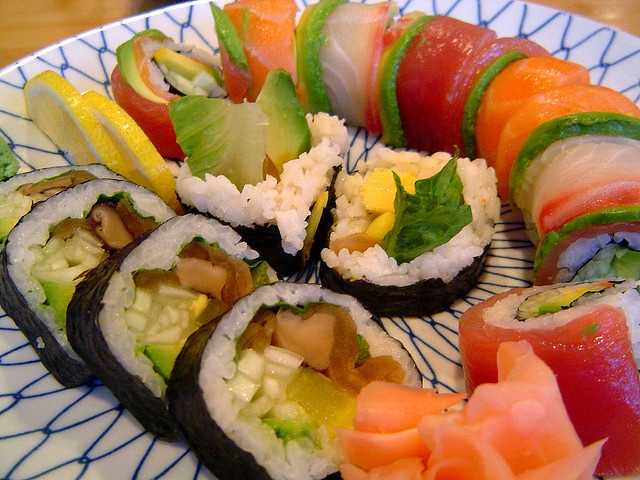 June 18th is International Sushi Day. (roboppy/flickr)