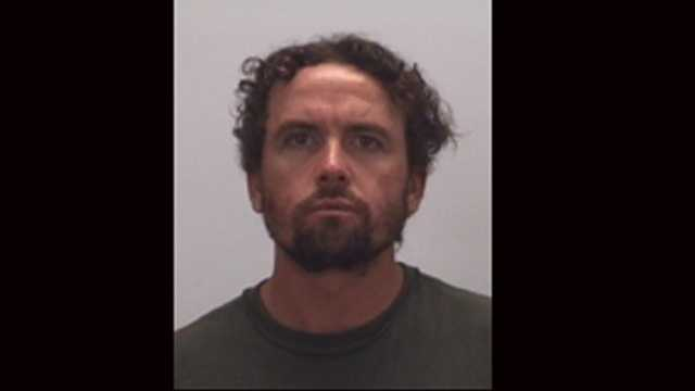 Thomas Whittaker was arrested on burglary and retail theft charges.