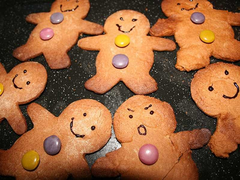 June 5 is National Gingerbread Day. (dichohecho/flickr)