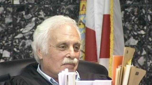 Judge Barry Cohen