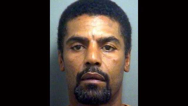 Calvin Wallace shot an officer who tried to stop him after a bank robbery in Delray Beach.