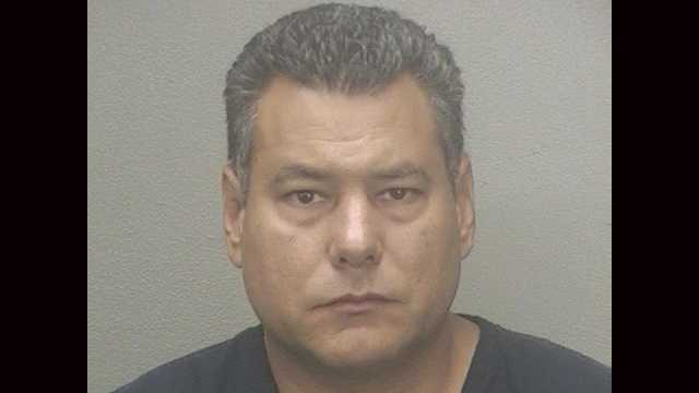 Dr. Enrique Rodriguez was arrested on a sexual battery charge.