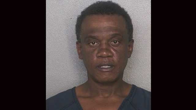 Broward Sheriff's Office detectives say DNA evidence led to the arrest of Robert Wimberly.