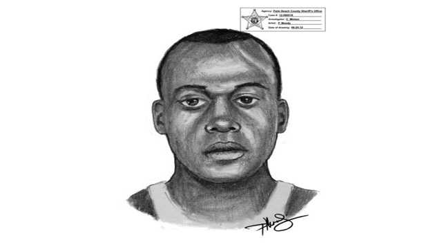 Madison Chase sexual battery suspect sketch