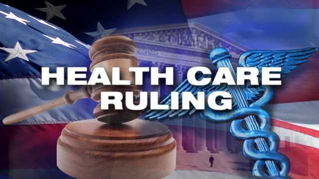 Health Care Ruling graphic