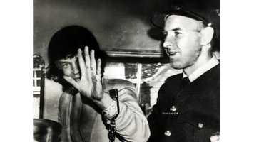 Although Jones was replaced by Mick Taylor, the Rolling Stones still had their share of problems. There were a series of arrests for the Stones, including when Jagger was found guilty of unauthorized possession of drugs at Richards' house in June 1967. Then there was the Altamont Speedway incident in which Meredith Hunter, an 18-year-old fan, was fatally stabbed by one of the Hells Angels during a free concert at the Altamont Speedway in California.