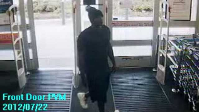 Police are trying to identify this man who robbed a Walgreens in Fort Pierce.