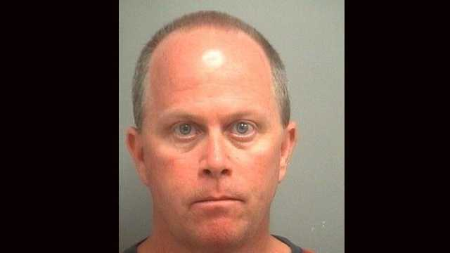 Scott Blake is accused of traveling to Boynton Beach to meet an undercover officer whom he thought was a 15-year-old boy.