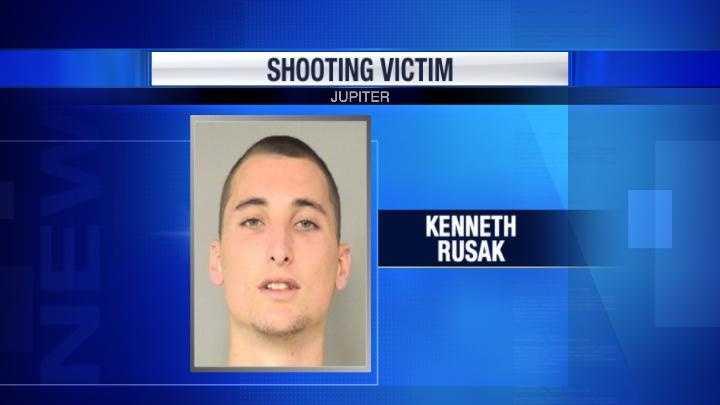 Kenneth Rusak was found shot to death in Jupiter.