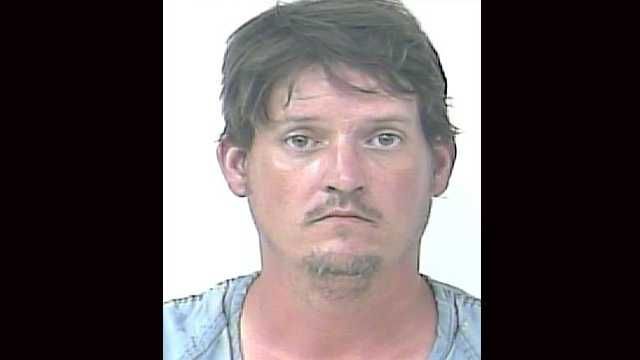 David King Jr. was arrested on a charge of reckless operation of an aircraft while under the influence.