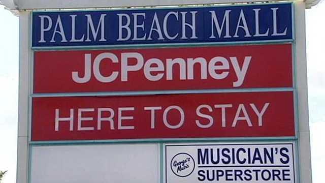 080712 Palm Beach Mall Sign