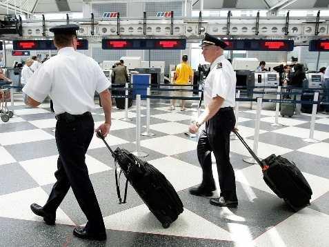 17: Airline Pilots, Copilots, and Flight Engineers - $115,290