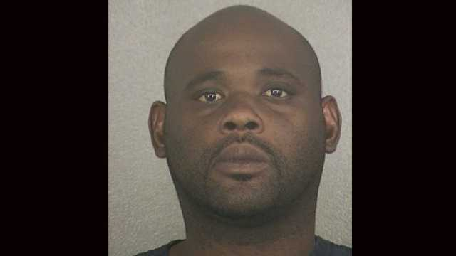 Romayne Davis is accused of pirating a classical South Florida radio station's signal with rap music.