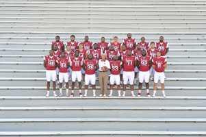The Arkansas Razorbacks are unveiling new uniforms for the 2012 season. (Photo: University of Arkansas)