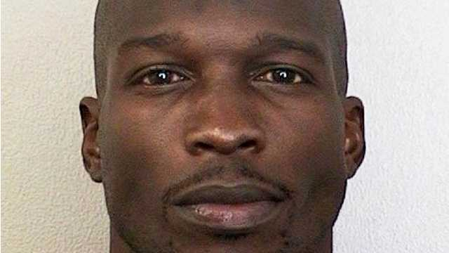 Chad Johnson was let go by the Miami Dolphins after his arrest over the weekend.