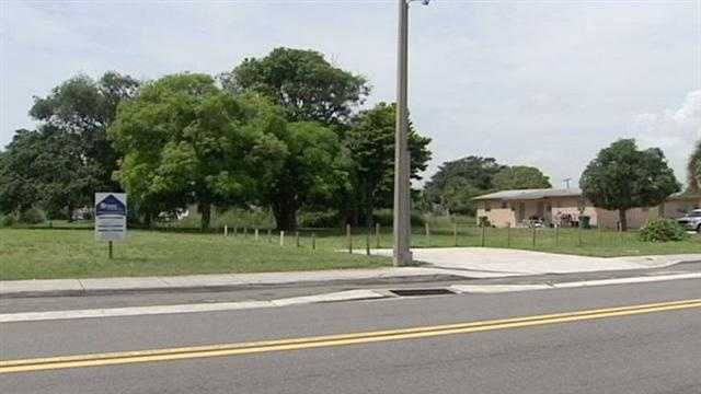 Boynton Beach leaders are considering installing a talking security camera to deter crime and vagrants in an area along Martin Luther King Jr Boulevard.