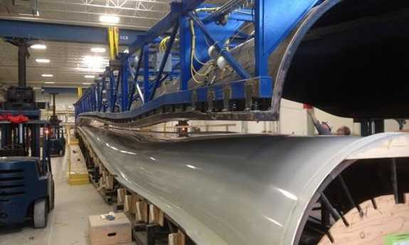 30. Fiberglass Laminators and Fabricators - 27.2% growth (+555 jobs) - $30,638