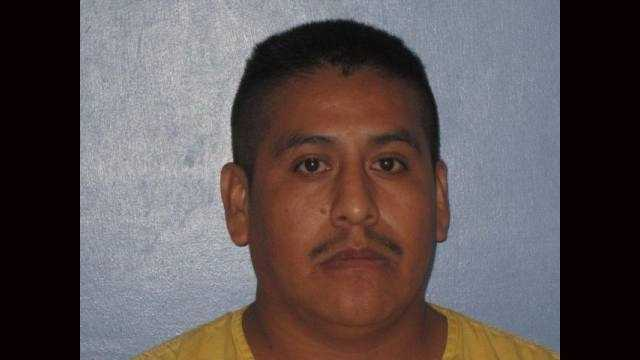 Aurelio Torres was arrested on a charge of sexual battery on a minor.