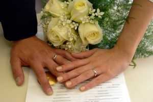 November 2011 was the most popular month for marriages with 14,153 marriages performed. The most popular date of marriage in 2011 was 11/11/11 with 3,510 marriages on that day alone. Valentine's Day, February 14th and 9/10/11 tied as the second most popular wedding days with 1,585 marriages performed on each of these days.