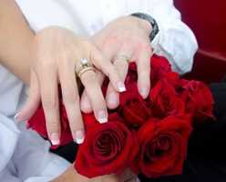 4. Hillsborough County: 8,522 marriages