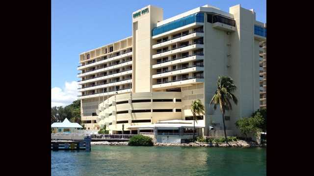 A massive renovation is planned for the Bridge Hotel in Boca Raton.