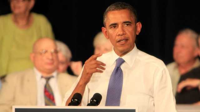 President Barack Obama will be in West Palm Beach on Sept. 9, less than two months since his last visit here. (Photo: John P. Wise/WPBF)