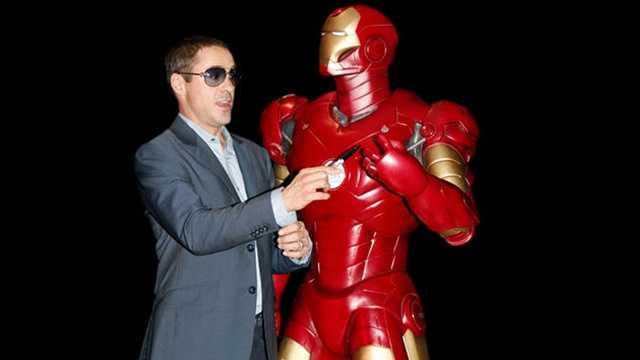 "Robert Downey Jr. and the cast of ""Iron Man 3"" will be in South Florida next month."