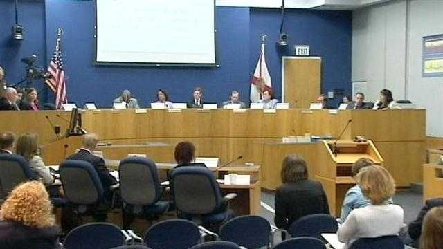 A 19 panel task force convenes in West Palm Beach to review the controversial Stand Your Ground law.