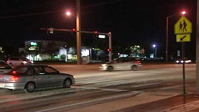 A man was shot in the torso Sunday night in West Palm Beach.